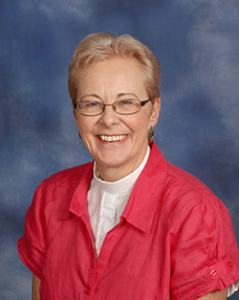 Joy Daley, Rector