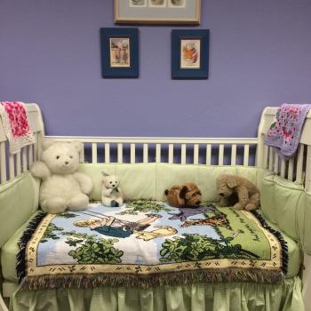Nursery Crib/daybed